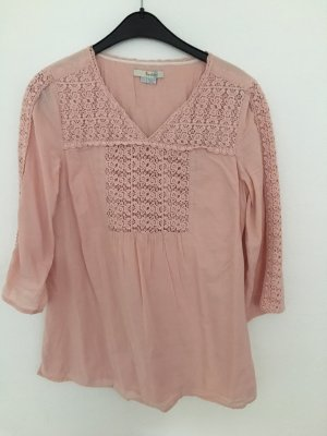 Bluse in rose von Boden
