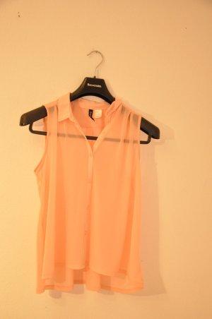 Bluse in Rosé von H&M