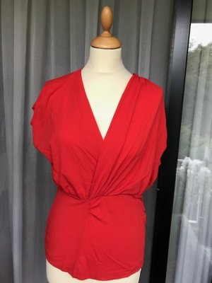 Bluse in Rot von ETRO