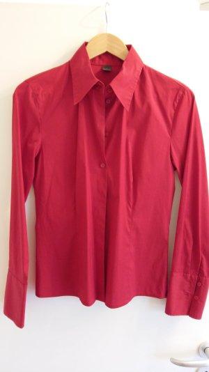 Bluse in rot von Sir Oliver