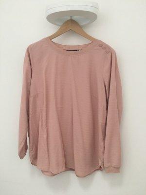 Bluse in schicken alt rosa
