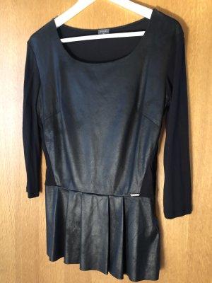 Guess Blusa de manga larga negro