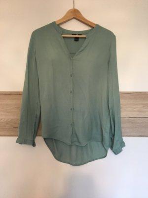 Bluse in tollen Hellgrün