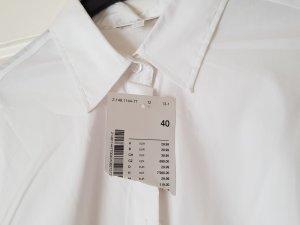 .....bluse in weiß....
