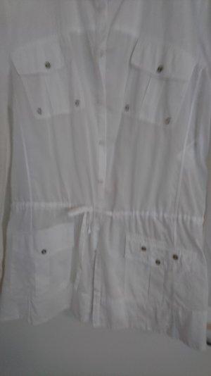 Bluse in weiß von Ambiente zu verkaufen