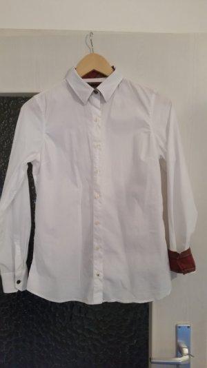Bluse in Weiß von Barbour