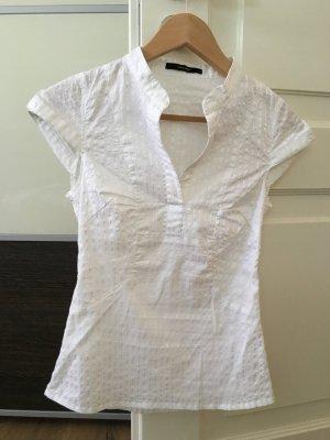Bluse in weiß von Vero Mode