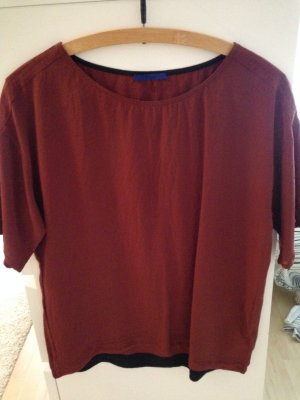 Bluse JOOP! Woman in rostrot