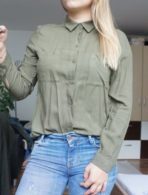 Bluse khaki
