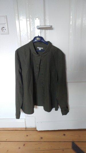 Bluse khaki COS Gr. 42