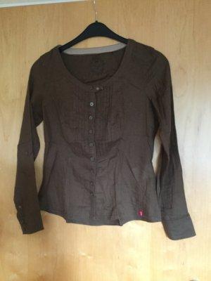 Bluse Khaki EDC 36
