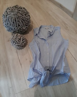 Bluse Knoten Hemdbluse Tom Tailor Denim
