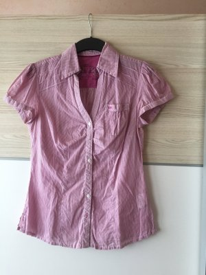 QS by s.Oliver Blouse-chemisier rose-rose clair
