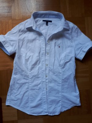 Gant Blouse white-baby blue
