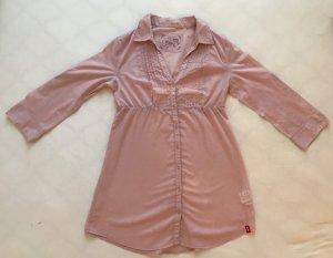 Bluse lang, Edc by Esprit, rosa, Gr. M