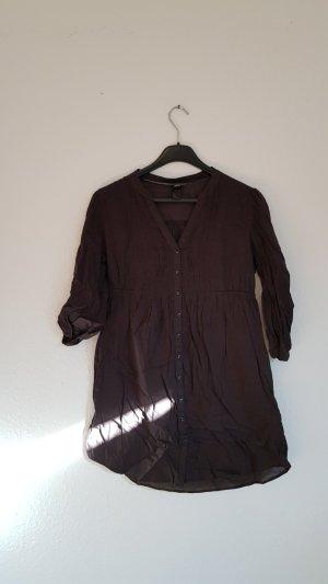 Bluse Longbluse Tunike größe 40 von H&M