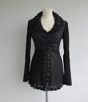 Biba Long Sleeve Blouse black