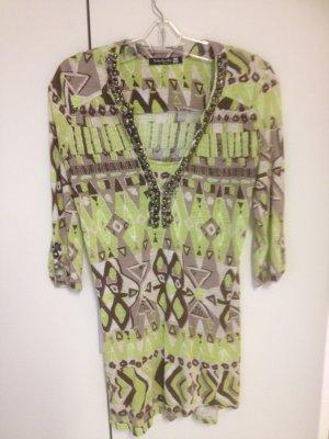 Bluse, Longshirt Gr. 36
