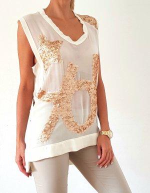 Bluse Longtop Shirt Neu Gr. S