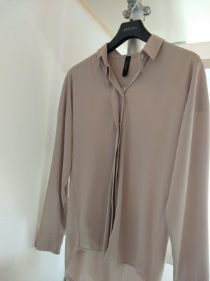 Bluse Marc Cain glänzend (oversize Hemd)