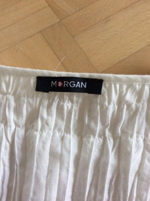 Bluse Marke Morgan Gr 34 ivory