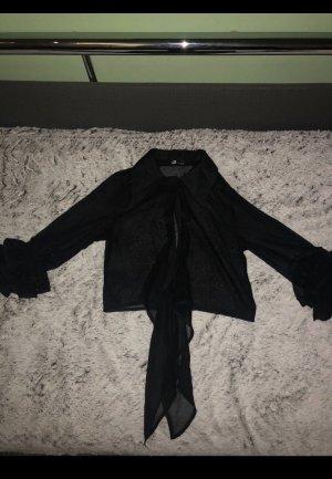Orsay Blusa con volantes negro