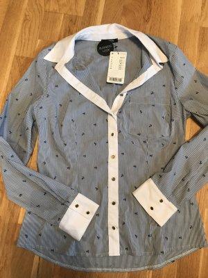 Bluse mit Ankerprint von Orsay