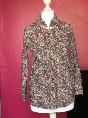 Bluse mit Blumenmuster von s.Oliver
