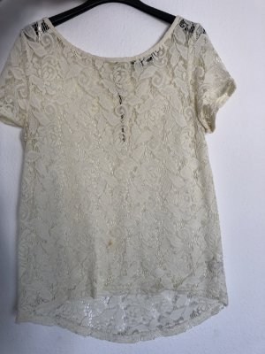 Zara Blouse cream