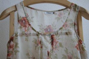 Bluse mit Blumenprint von Vero Moda/ Only