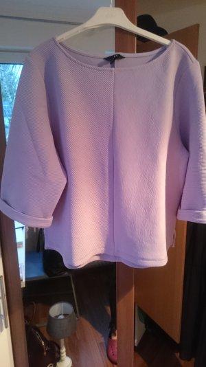 Bluse mit breiten Ärmeln