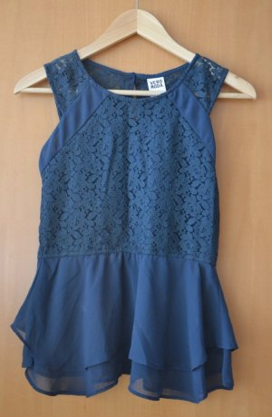 Bluse mit Details // Vero Moda // Gr. XS // NEU