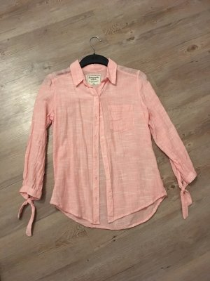 Abercrombie & Fitch Blouse pink-light pink