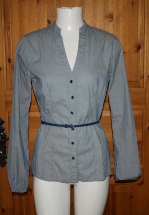 Bluse mit Gürtel von Orsay (Gr. 36)