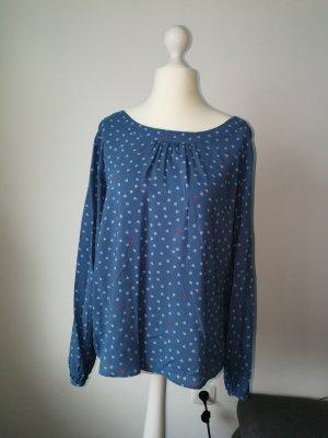 Bluse mit Herzchen und Schleife hinten der Marke Yessica in der Größe 42