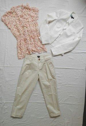 Bluse mit Kirschen-Print
