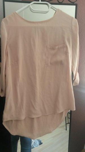Bluse mit kleinen Täschchen
