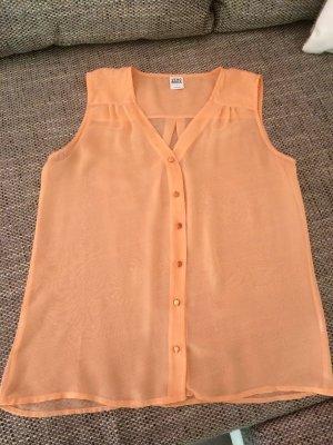 Bluse mit Knöpfen von Vero Moda