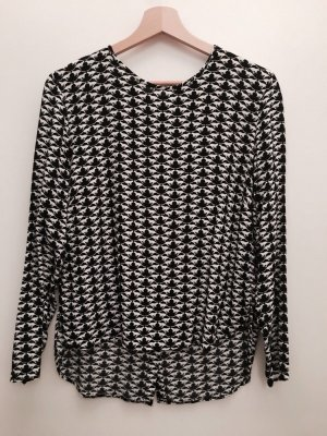 Bluse mit Muster (Leoparden)