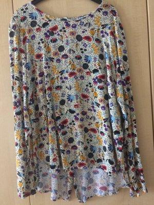 Bluse mit Muster von H&M Größe 36