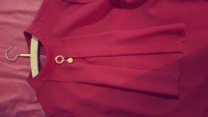Bluse mit perlen detail