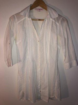 Tally Weijl Lange blouse wit