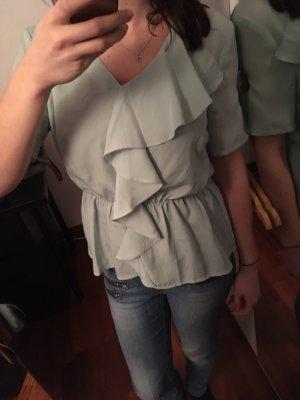 Zalando Short Sleeved Blouse multicolored