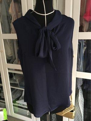 Bluse mit Schleife Gr. M