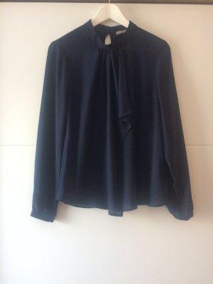 Bluse mit Schluppe, Größe 36
