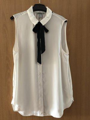 Bluse mit schluppe von H&M Größe 38