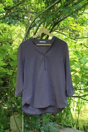 Bluse mit schönem Muster