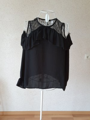 Bluse mit Schultercutaouts