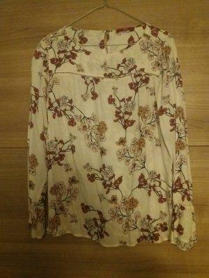 Bluse mit sehr schönem Muster Größe 38