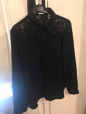 Axara Shirt Blouse black